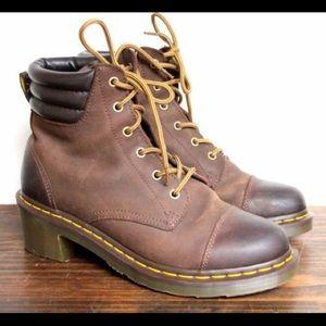 Dr. Martens Alexandra Heeled Boots